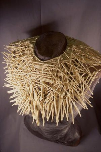 "Example of ""Agricouture"": Straw Collar"