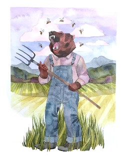 """The Farmer"" by Marni Manning"